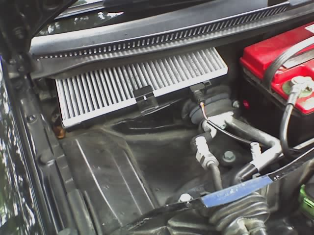 a6 cabin filter replacement how to audiforums com rh audiforums com